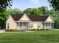 The d g modular home for Modular duplex prices